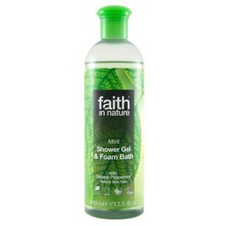 Faith in Nature Bath Shower and Soap