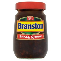 Branston Pickle and Sauce