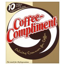 Compliment for Coffee