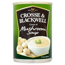 Crosse and Blackwell Tinned Food