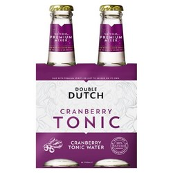 Double Dutch Flavoured Tonic