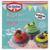 Dr Oetker Icing and cake coverings