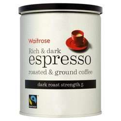 Waitrose Coffee
