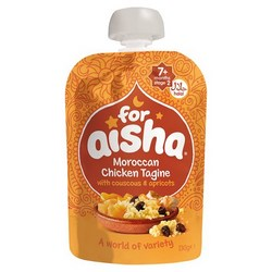For Aisha Baby Food