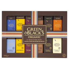 Green and Blacks Chocolate