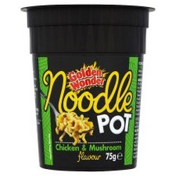 Golden Wonder Instant Noodles