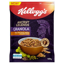 Kelloggs Ancient Legends