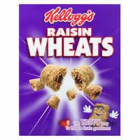 Kelloggs Wheats