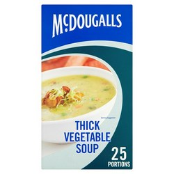 McDougalls Catering Soup Mixes