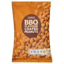 Tesco Nuts and Snacks