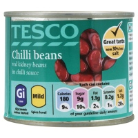 Tesco Canned Vegetables