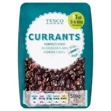 Tesco Nuts Dried Fruit and Seeds