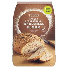 Tesco Brand Baking Ingredients