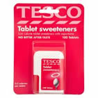 Tesco Sweetners