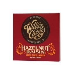 Willies Fine Chocolate