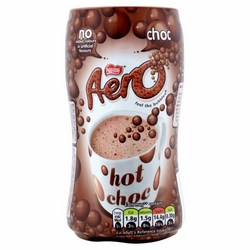 Aero Instant Chocolate Drinks
