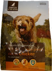 Marks and Spencer Pet Food