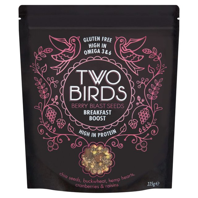 Two Birds Breakfast Booster