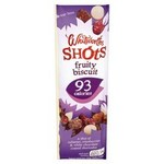 Whitworths Fruity Biscuit Shot 25g