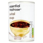 Waitrose Essential Oxtail Soup 400g