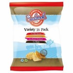 Seabrook Crisps Assortment 6 pack