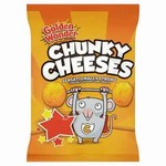 Golden Wonder Chunky Cheeses 36 X 22G