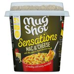 Mug Shot Sensations Mac Cheese 90G