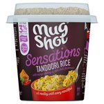 Mug Shot Sensations Tandoori Rice 95G