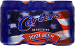 Carters Refreshing Root Beer 6 x 330ml