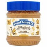 Peanut Butter and Co Old Fashioned Crunchy Peanut Butter 340g