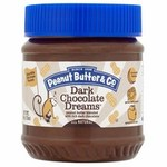 Peanut Butter and Co Dark Chocolate Dreams 340g