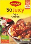 Maggi So Juicy Cajun Chicken 38g