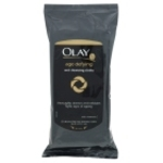 Olay Age Defying Cleansing Cloths 25s