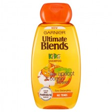 Garnier Ultimate Blends Kids Apricot and Cotton Flower Shampoo 250ml