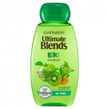 Garnier Ultimate Blends Kids Apple and Kiwi Shampoo 250ml