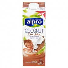 Alpro Longlife Coconut Chocolate Milk Alternative 1L