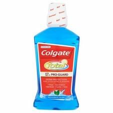Colgate Total Mouthwash Peppermint 500ml
