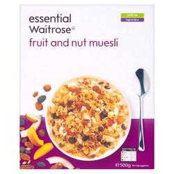 Waitrose Cereals
