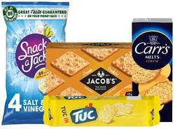 Savoury Biscuits and Crackers