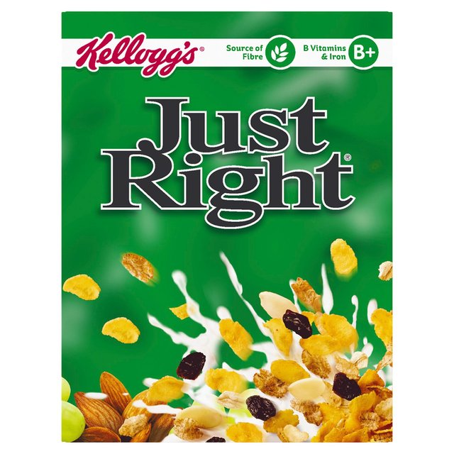 Kelloggs Just Right