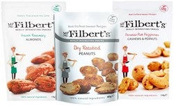 Mr Filbert Nuts and Olives