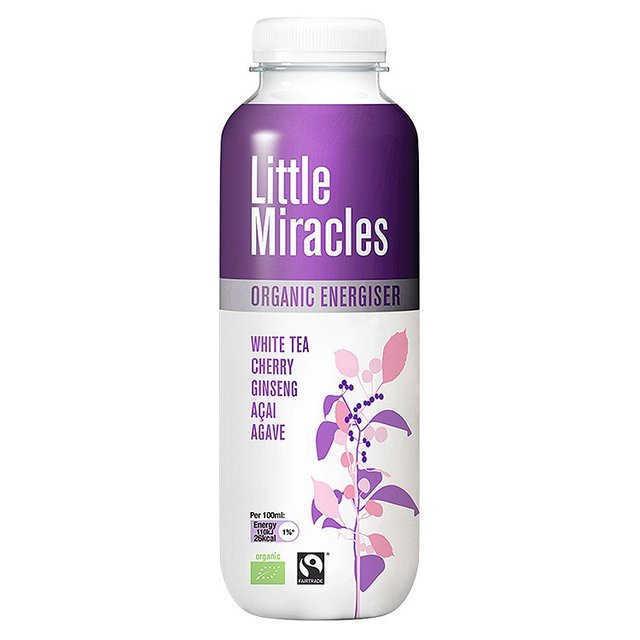 Little Miracles Organic Drinks