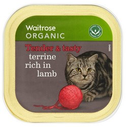Waitrose Food for Cats