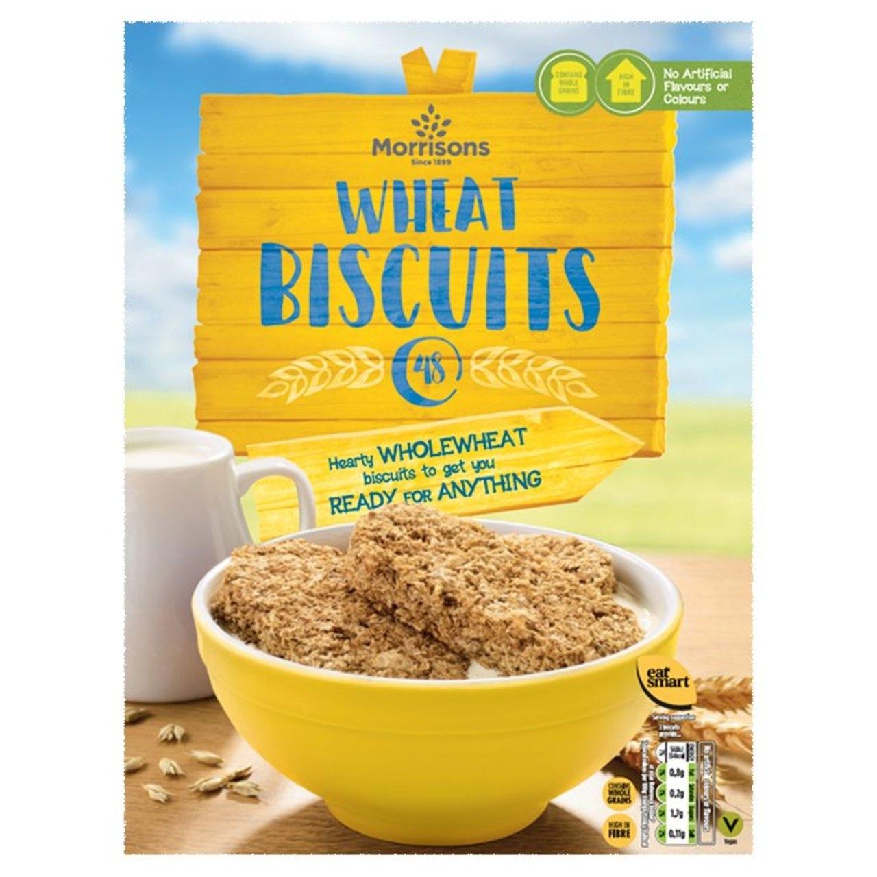 Morrisons Cereals