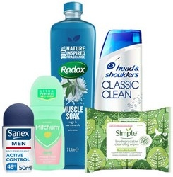 Toiletries and Beauty