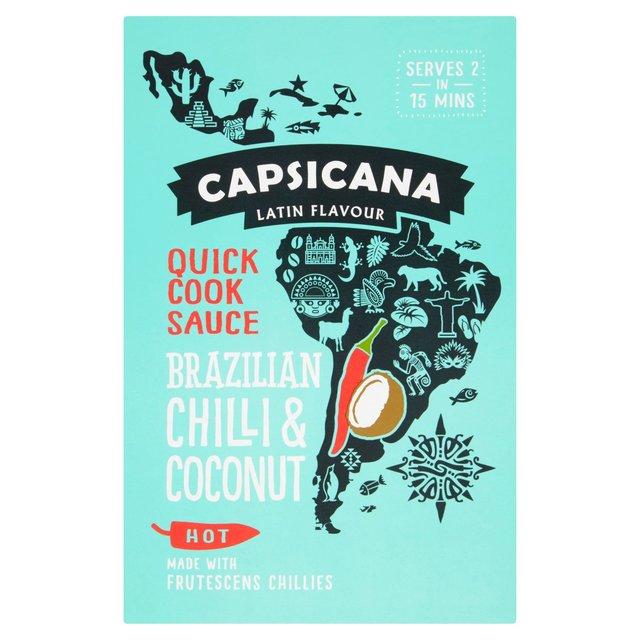 Capsicana Latin Flavour