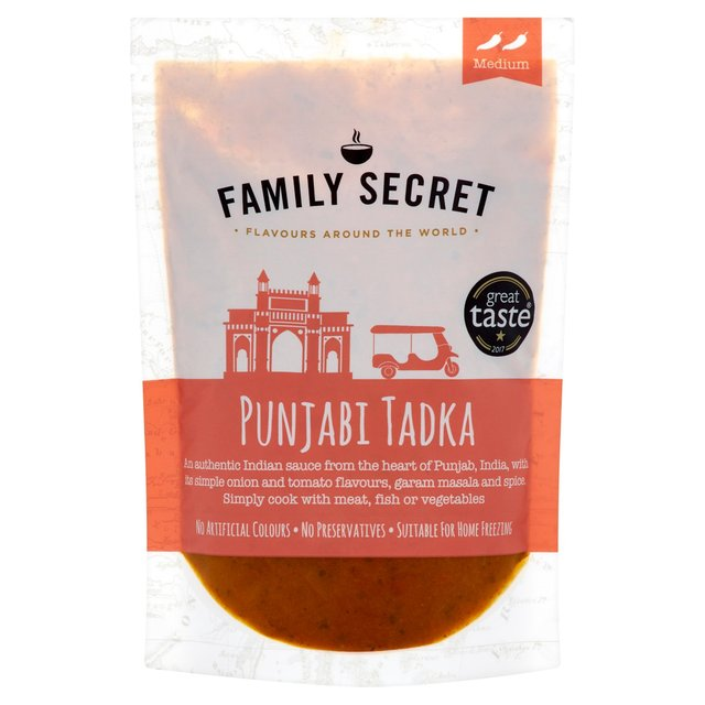 Family Secret Sauces