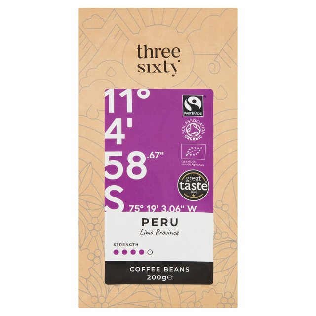 ThreeSixty Coffee Beans