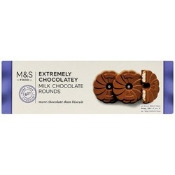 Marks and Spencer Extremely Chocolatey Biscuits