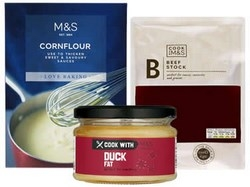 Marks and Spencer Cooking Ingredients